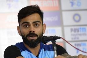 Kohli not in favour of four-day Tests