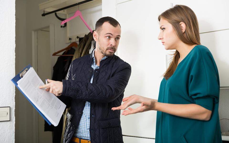 Another expert says that sometimes the best way to tackle a difficult situation with your landlord is to be as honest as possible. (Source: Getty Creative)