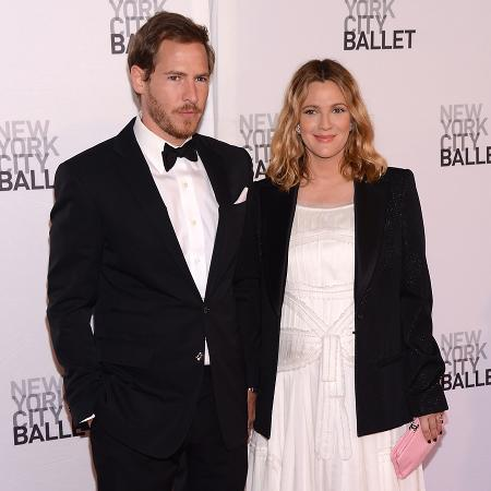 Drew Barrymore marries