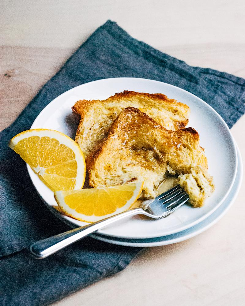 Make ahead cinnamon baked french toast for christmas morning view photos ccuart Image collections