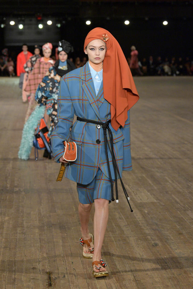 Fashion week highlights straight off the catwalk