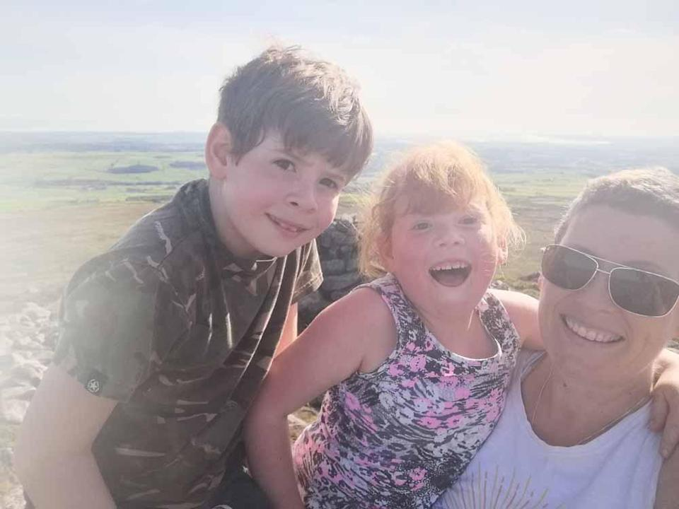 Jane felt inspired to write about the stories she created with her two children (Collect/PA Real Life).