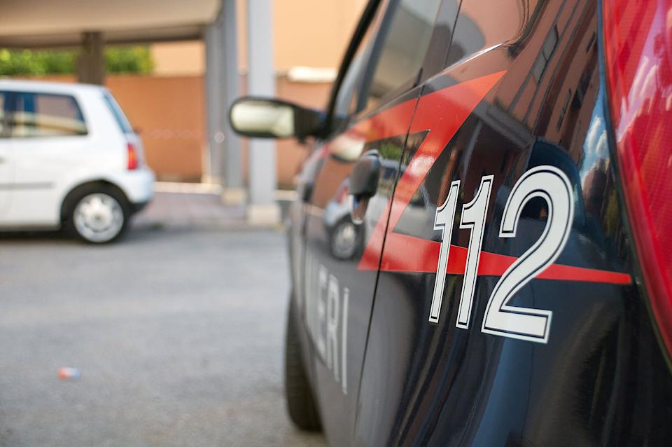 Carabinieri (Italian police force) car. Italy (Photo: gabrieletamborrelli via Getty Images)