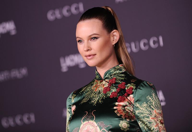 "Behati Prinsloo Gets Mom-Shamed for Her ""Pump and Dump"" Breastfeeding Photo at Coachella"