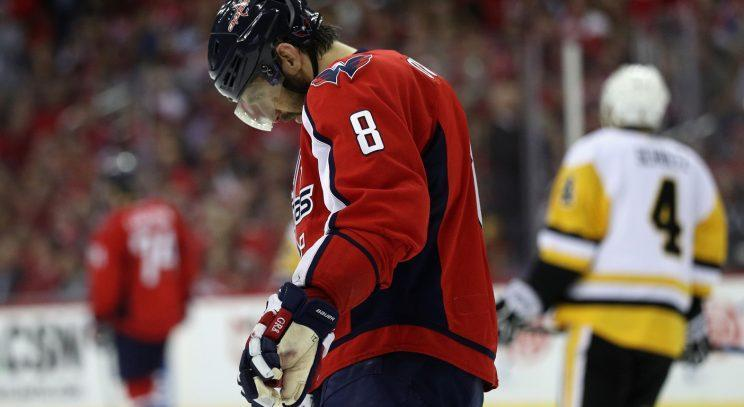 Washington captain Alex Ovechkin is coming off a disappointing season but is it enough for the Capitals to pull the plug?