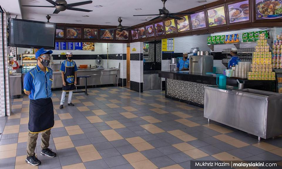 MCO 2.0: Allow F&B outlets to operate normal hours - opposition MPs
