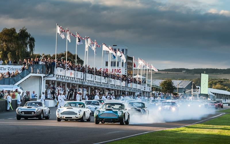 Don't miss the best of the action from the Goodwood Motor Circuit this weekend - Jayson Fong