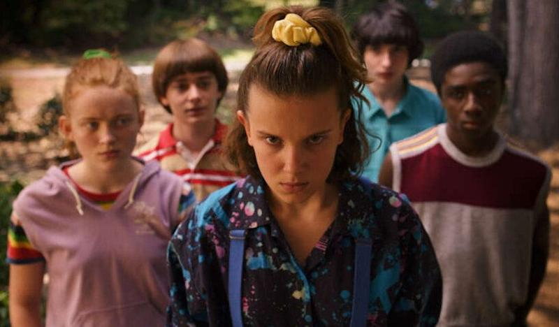 Nostalgic sci-fi tale 'Stranger Things' will return for its third season on Netflix in July 2019. (Credit: Netflix)