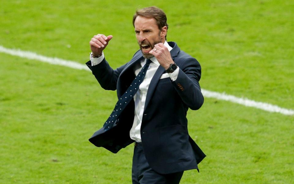 Gareth Southgate - Getty Images Europe