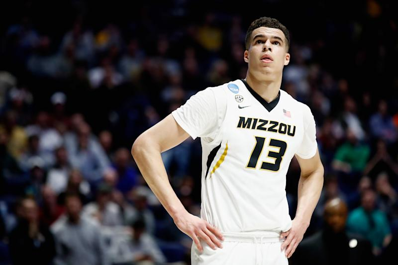 big sale 02bac 74cb8 NBA draft 2018: Michael Porter Jr. signs with Puma, joining ...