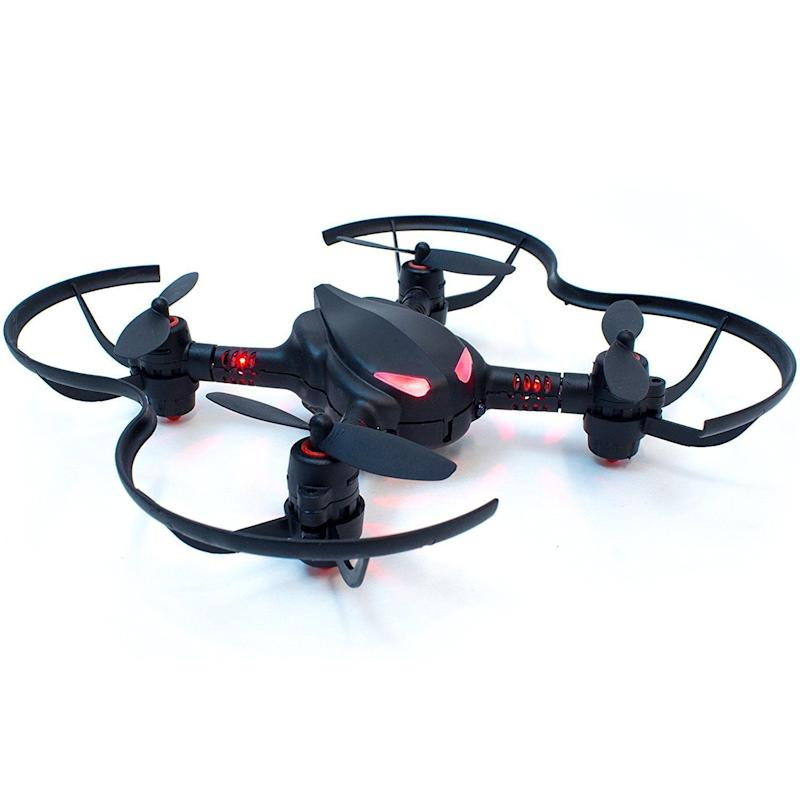 "This <a href=""https://www.amazon.com/CoDrone-Pro-Programmable-Educational-Drone/dp/B01K3VCN64"" target=""_blank"">fun and educational drone</a> helps with computational thinking and engineering design process."