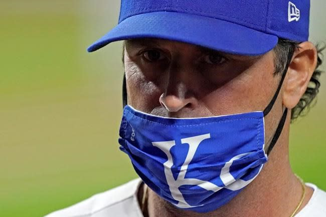 Perez, Cordero power Royals to 12-3 rout of contending Cards