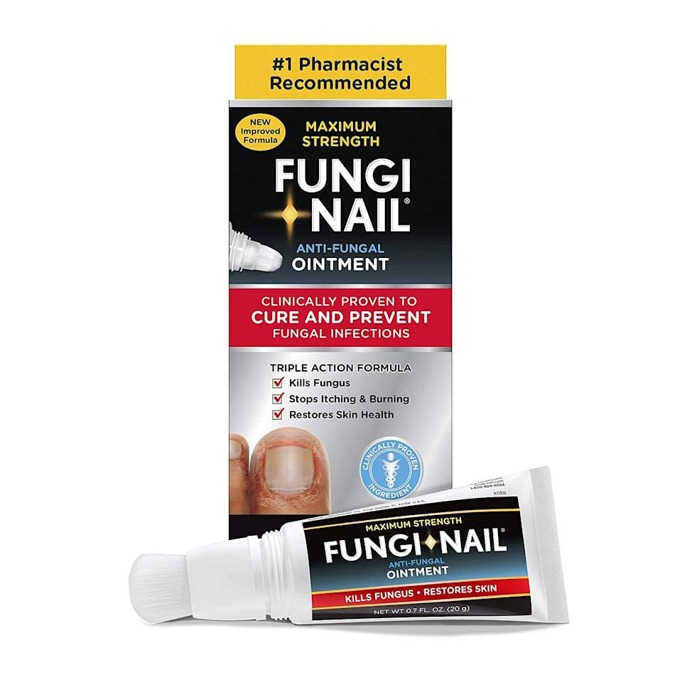 The Best Nail Fungus Treatments, According to Customer Reviews