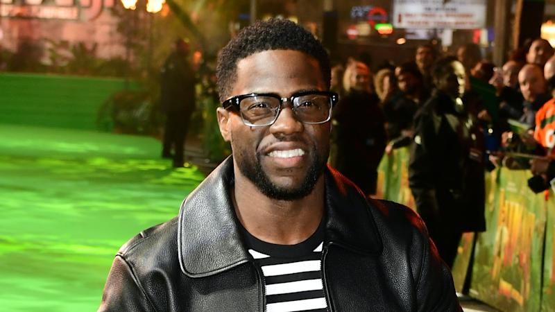 Kevin Hart and wife Eniko Parrish welcome a daughter