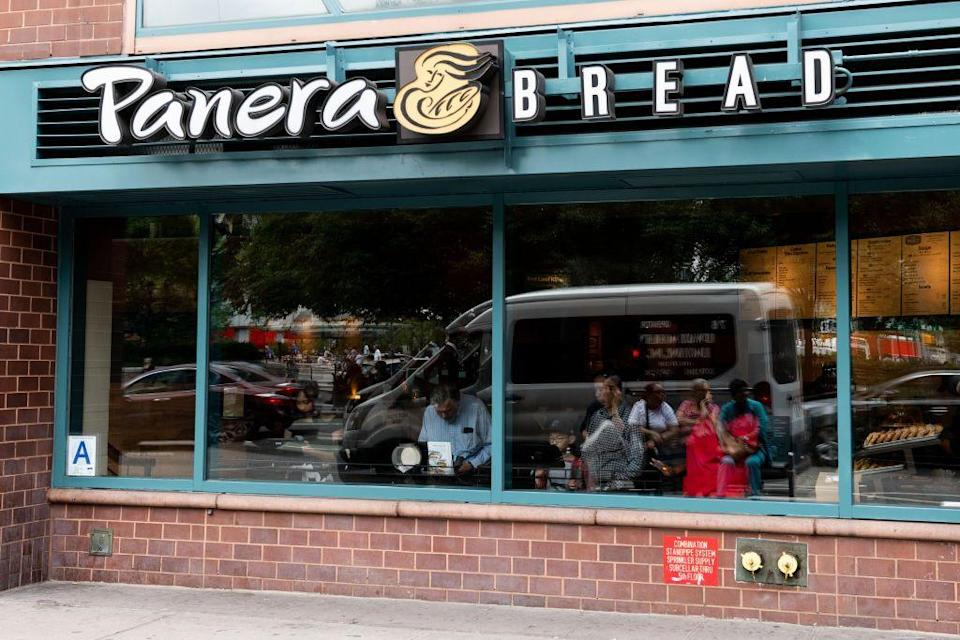 <p>Fulfill all your post-New Year's carby desires at your local Panera on Tuesday. </p>