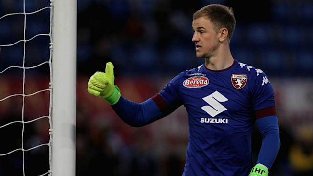 The England goalkeeper has not missed a minute of league action since he moved on loan from Manchester City and has spoken of his love of the league