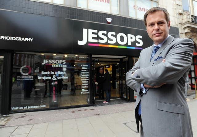Jessops relaunched