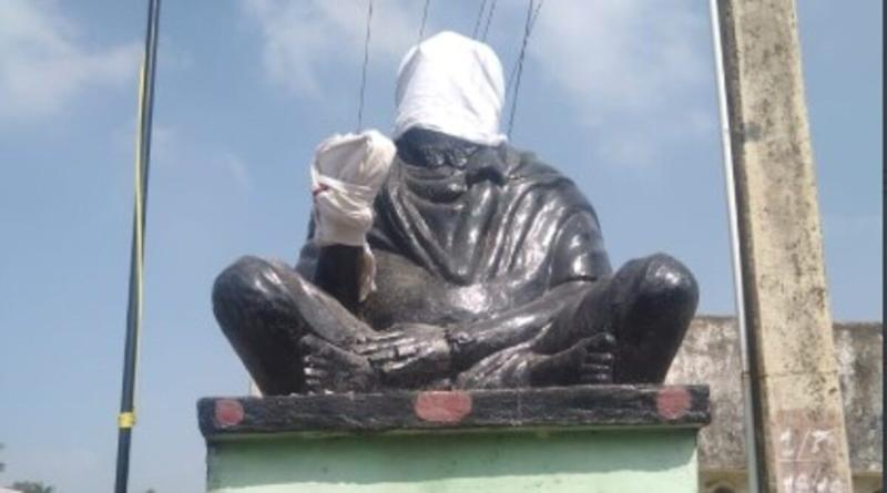 Periyar Statue Vandalised Near Kaliyapattai in Tamil Nadu's Chengalpattu; MK Stalin Demands Strict Action Against Culprits