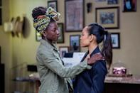 OWN's <em>Queen Sugar</em> location is just one of the many ways it's a trailblazing show. Scripted TV so rarely shows the Southern Black experience, but here, in Louisiana, the Bordelon family challenges the good ole boy business culture by fighting to protect their late father's sugarcane farm. This intergenerational drama, which was created and executive produced by Ava DuVernay, carefully delves into womanhood, sexuality, and racial politics—all with a lil sumtin sweet.