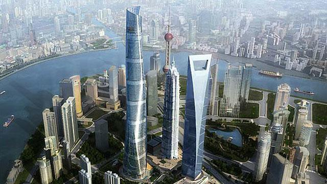 Bullet Elevator Unveiled for World's Tallest Building