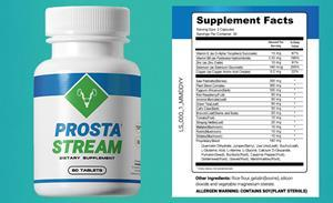 ProstaStream Ingredients
