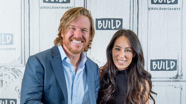 Chip Gaines Shaved Off ALL Of His Long Hair For The Best Reason