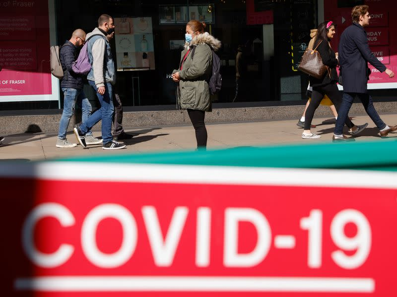 UK may be moving too slowly to tackle COVID-19 outbreak - government adviser
