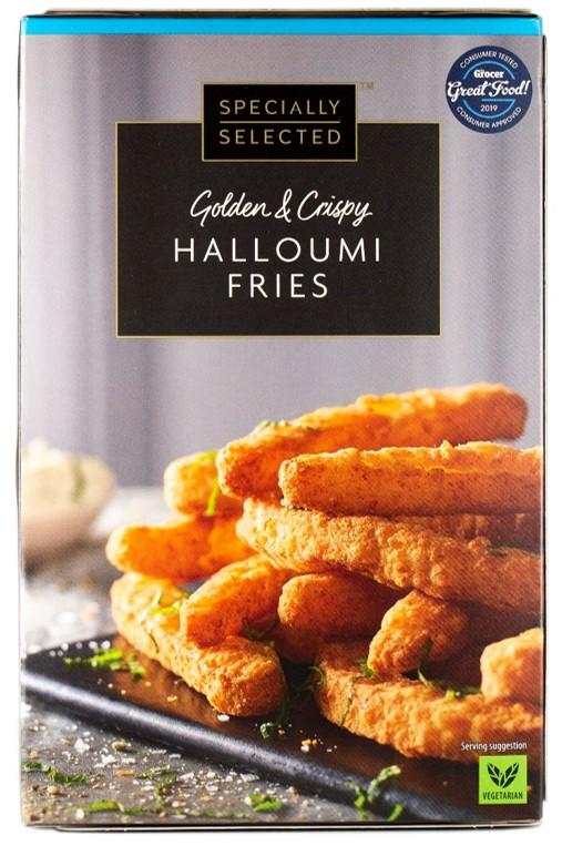 Aldi's halloumi fries are back by popular demand (Photo: Aldi)