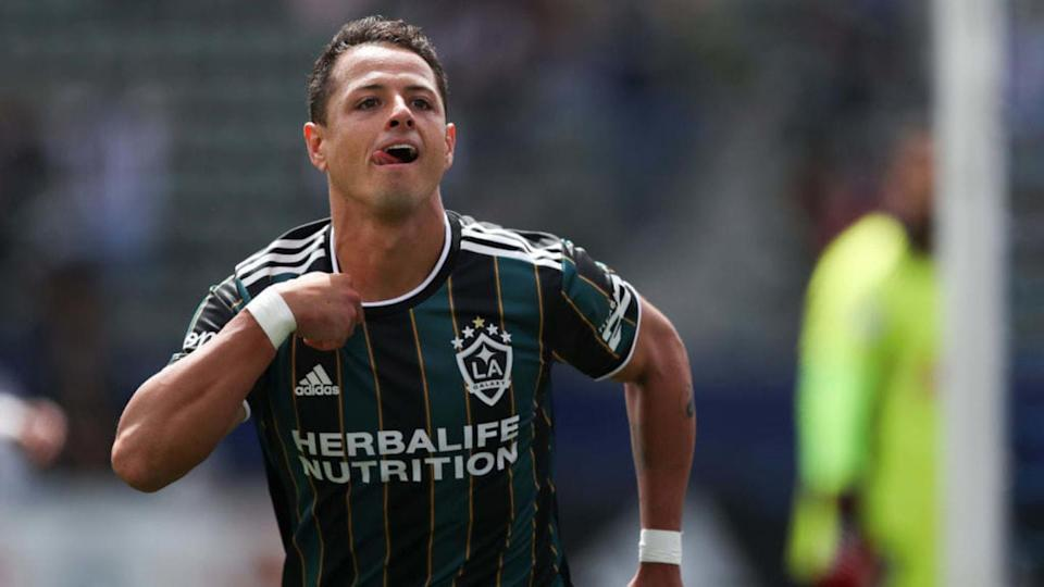 Chicharito Hernández | Meg Oliphant/Getty Images
