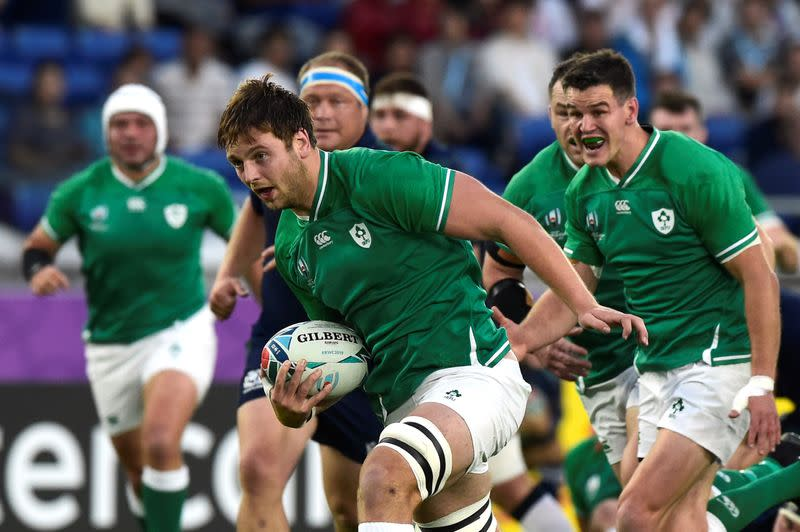 Henderson to miss Ireland's Six Nations matches due to three-week ban