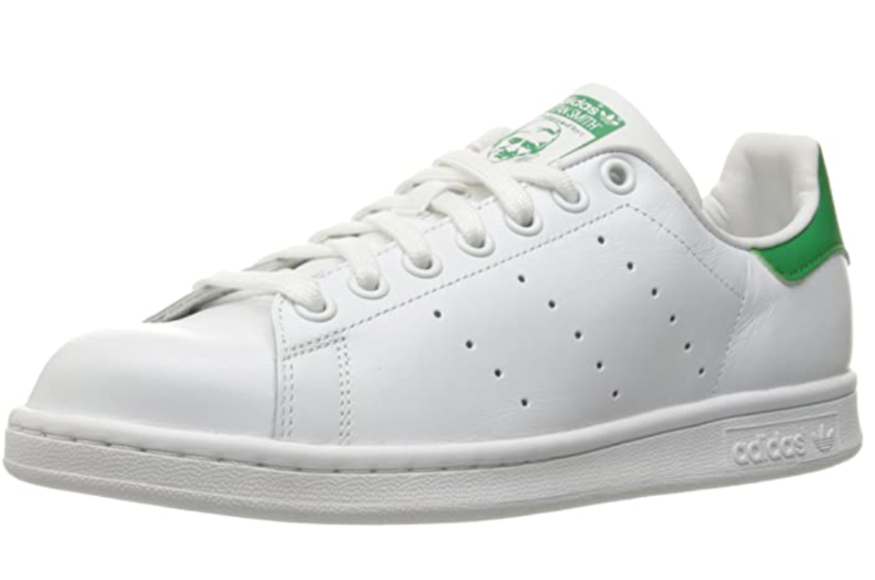 "<br><br><strong>Adidas</strong> Women's Stan Smith Sneaker, $, available at <a href=""https://amzn.to/2T0Mvlq"" rel=""nofollow noopener"" target=""_blank"" data-ylk=""slk:Amazon"" class=""link rapid-noclick-resp"">Amazon</a>"