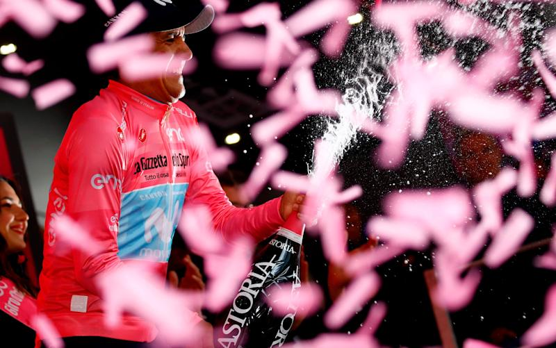 Richard Carapaz —Giro d'Italia 2020: Provisional startlist of teams and riders - GETTY IMAGES