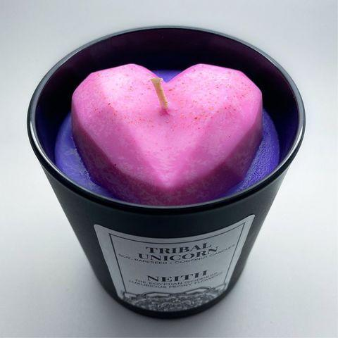 "<p>Founded by East London-based social entrepreneur and candle connoisseur, Angelica Bagot 'GeGe', <strong><a href=""https://www.tribal-unicorn.com/"" rel=""nofollow noopener"" target=""_blank"" data-ylk=""slk:Tribal Unicorn"" class=""link rapid-noclick-resp"">Tribal Unicorn</a></strong> 'is the answer to boring, lacklustre, shop bought candles'. Shop here for vegan-friendly candles and wax melts that will smell as good as it looks. Shop directly via the <a href=""https://www.tribal-unicorn.com/"" rel=""nofollow noopener"" target=""_blank"" data-ylk=""slk:website"" class=""link rapid-noclick-resp"">website</a>.<br></p><p><a href=""https://www.instagram.com/p/CG1_6B3hVyu/"" rel=""nofollow noopener"" target=""_blank"" data-ylk=""slk:See the original post on Instagram"" class=""link rapid-noclick-resp"">See the original post on Instagram</a></p>"