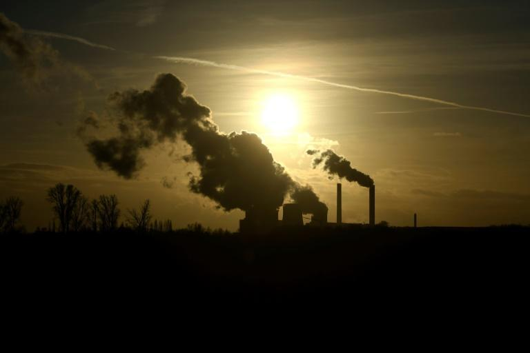 Host Britain has said it is seeking an international agreement to end coal power (AFP/INA FASSBENDER)
