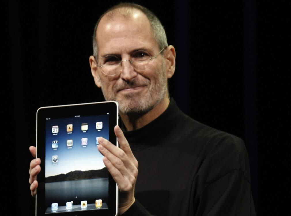 Apple is killing off the tablet market that it single handedly created