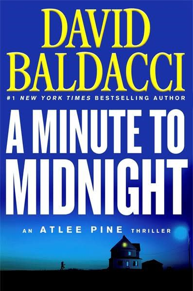 Review: Baldacci's new thriller spooks and horrifies