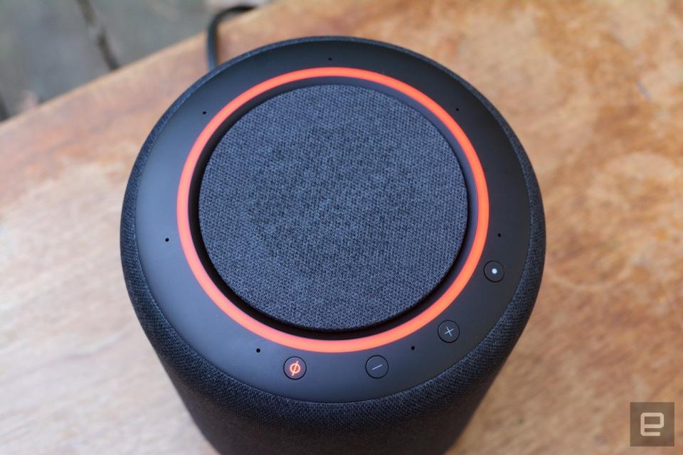 Amazon's best-sounding smart speaker has a full bag of tricks.