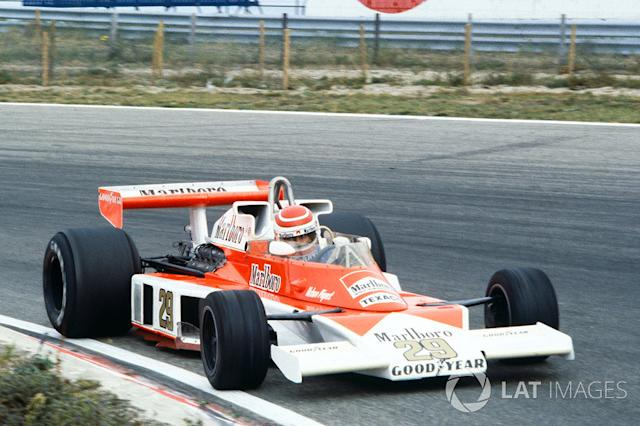 "1978 - McLaren M23 (BS Fabrications) <span class=""copyright"">LAT Images</span>"
