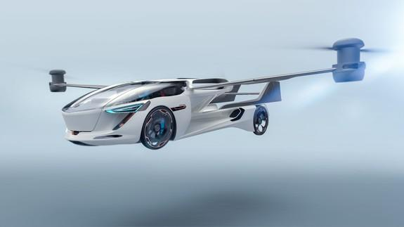 Aeromobil S Latest Electric Flying Car Concept Hopes To Take Off In 10 Years