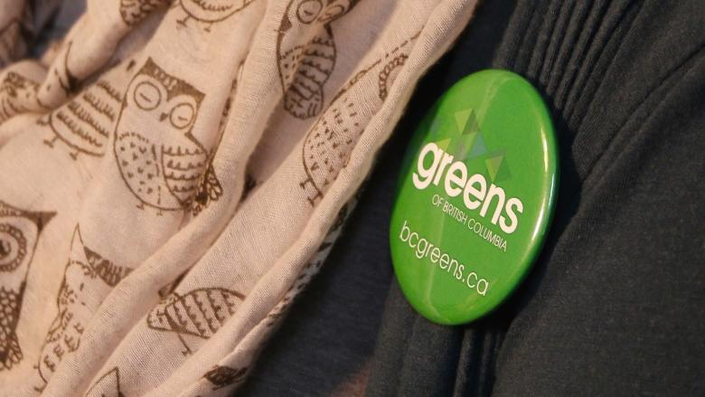 B.C. Greens 'running to govern,' release economic platform