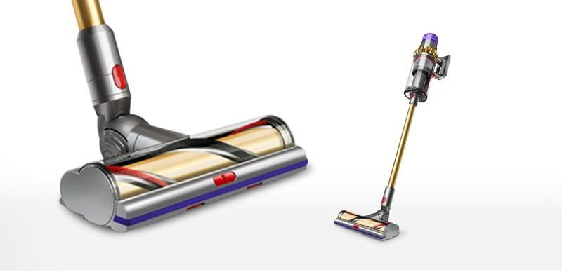 <p>If your biggest hesitation about cordless vacuums is the run time and small dustbins, then we have your match. The newest <span>Dyson Outsize Cordless Vacuum</span> ($800) is the brand's biggest and most powerful model yet. The full size bin and 120 minute runtime will make sure you can clean even the biggest space with just one charge.</p>