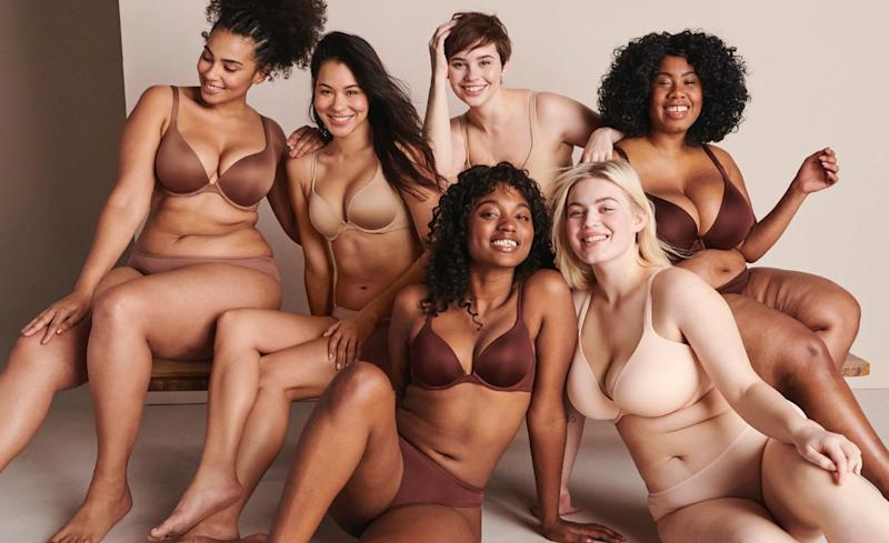 The ultimate bra guide for plus-size women (Photo: Cacique)