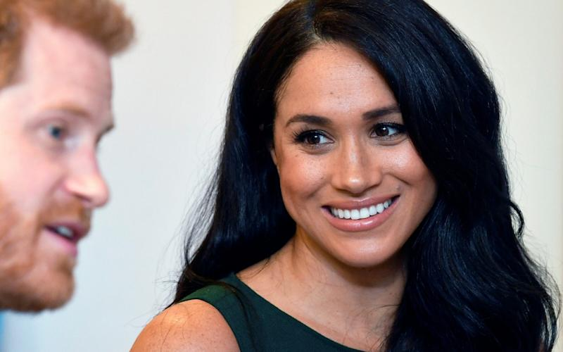 The Duchess of Sussex - Getty Images Europe