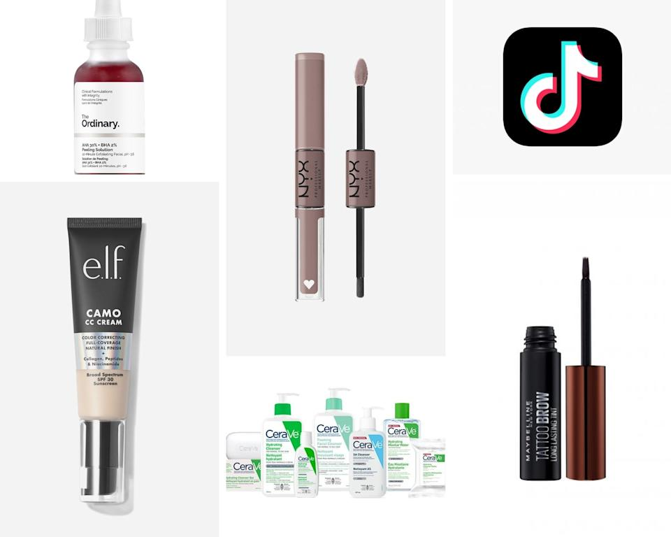 These beauty products are trending on TikTok