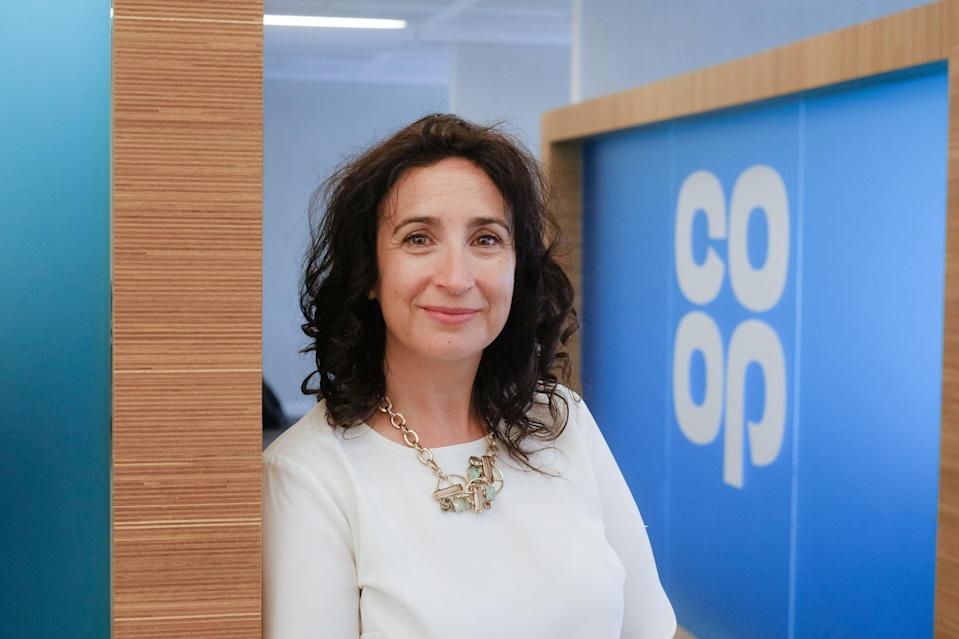 Co-op food boss Jo Whitfield has said the nation faces an obesity epidemic (Co-op/PA) (PA Media)