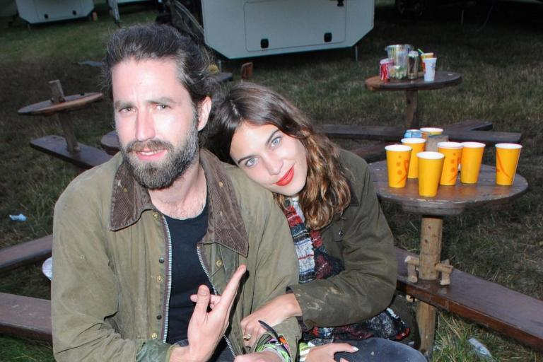 ALEXACHUNG partners with Barbour to design collection ahead of festival season