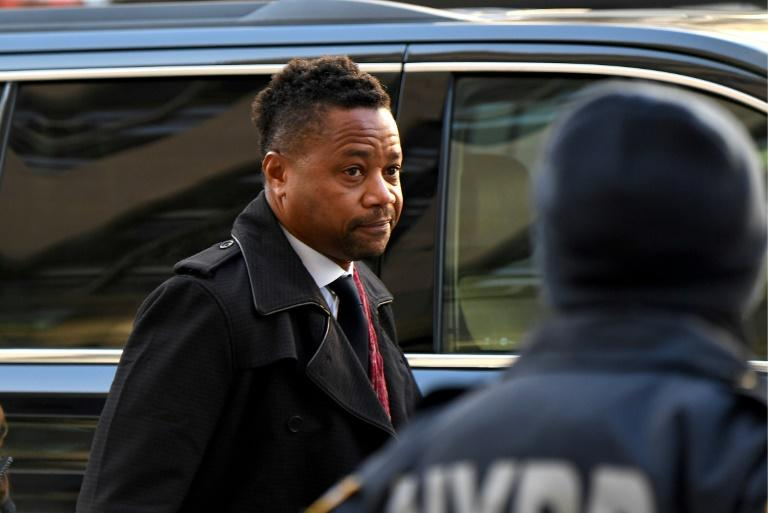 Actor Cuba Gooding Jr accused of rape