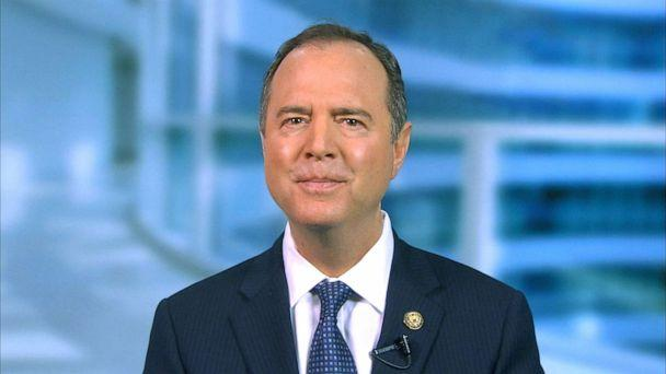 PHOTO: Rep. Adam Schiff on 'The View,' Jan. 13, 2020. (ABC News)