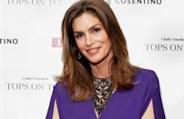 """The 55-year-old supermodel does everything in her power to keep her skin looking as beautiful as possible. However, in 2015, she revealed to InStyle that her soft skin is not only the result of a healthy lifestyle. She admitted: """"I'm not going to lie to myself, past a certain age, creams work on the texture of your skin but, in order to restore elasticity, all I can really count on is vitamin injections, Botox, and collagen. """"I owe the quality of my skin to my cosmetic surgeon."""""""