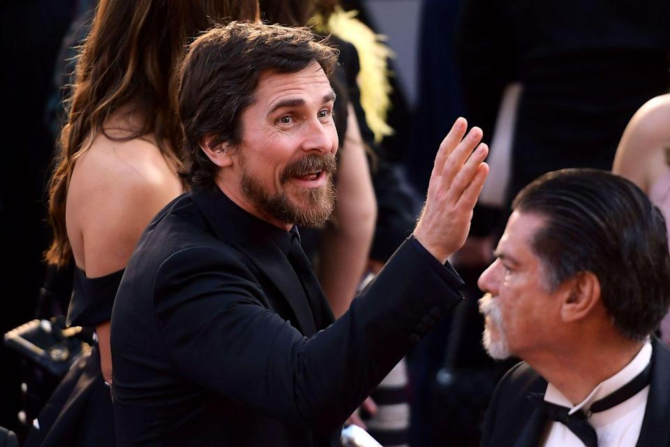 "<p>Christian Bale is no stranger to major transformations for films. He's lost weight, gained weight, and gotten super ripped <a href=""https://www.menshealth.com/uk/fitness/a758307/5-of-christian-bales-craziest-body-transformations/"" rel=""nofollow noopener"" target=""_blank"" data-ylk=""slk:for roles throughout his career"" class=""link rapid-noclick-resp"">for roles throughout his career</a>. </p>"